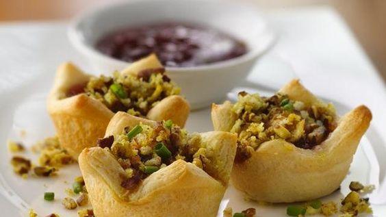 Cherry-Jalapeño-Cream Cheese Tartlets