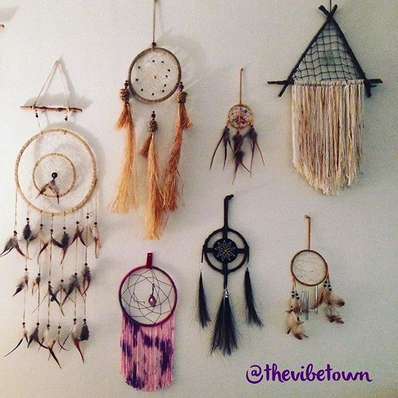 Couldn't get enough of this  dreamcatcher collection ❤️ #thevibetown #goodvibes #disfunkshionmag #hippielife #boho #indiefashion #bohemian #freespirit #gypsy #wanderlust #collection #decor #inspiration