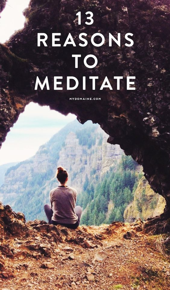Here's why everyone should be meditating:
