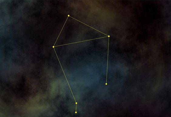 horoskop waage sternkonstellation