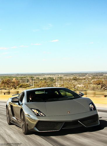 #Lamborghini Gallardo LP570-4 Superleggera