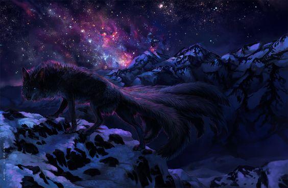Among Stars by Tatchit on deviantART