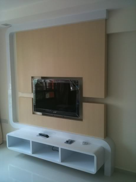 mounted tv cabinet singapore - Google Search   TV Console ...