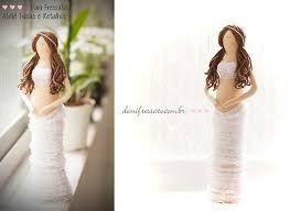 Resultado de imagem para boneca de pano gravida com molde