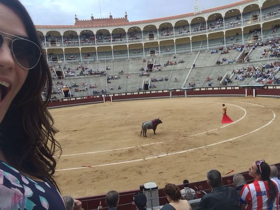 Las Ventas, Madrid, Spain | AnnaVincensa