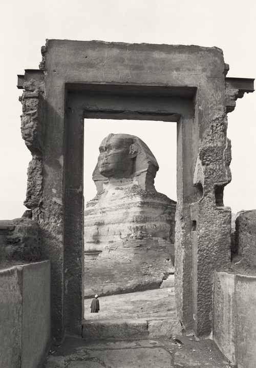 Egypt, sphinx.: