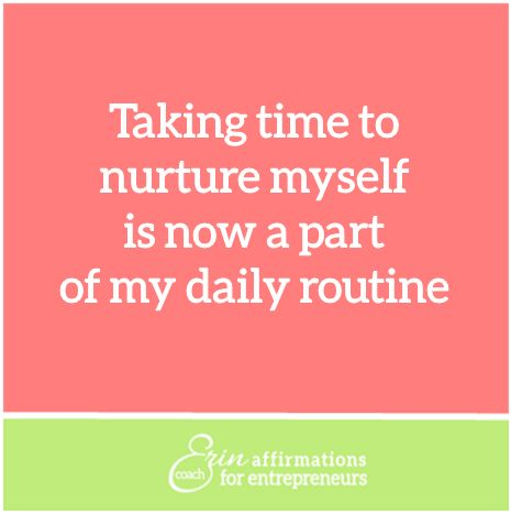 Affirmations for Self Employed Women  #ecoacherin #coacherinsaffirmations www.ecoacherin.com: