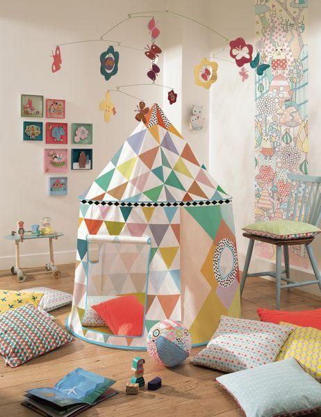 Chambre Fille Multicolore: Inspiration dà co chambre bÃ.