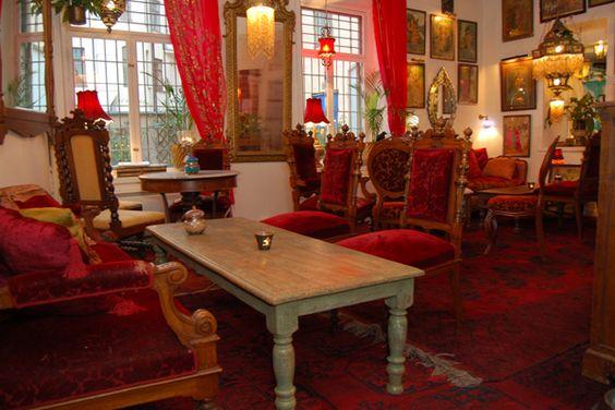 Raja cafe, Stockholm