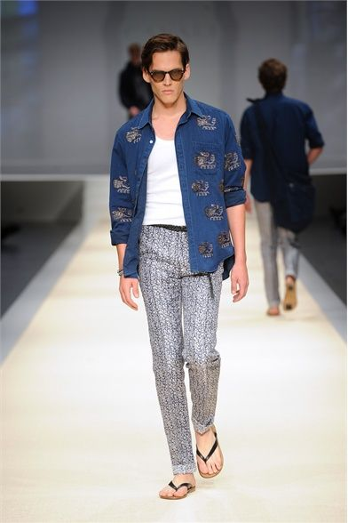 Canali S/S 2012