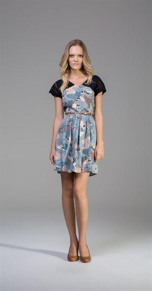 Vestido Sonho/ Antix