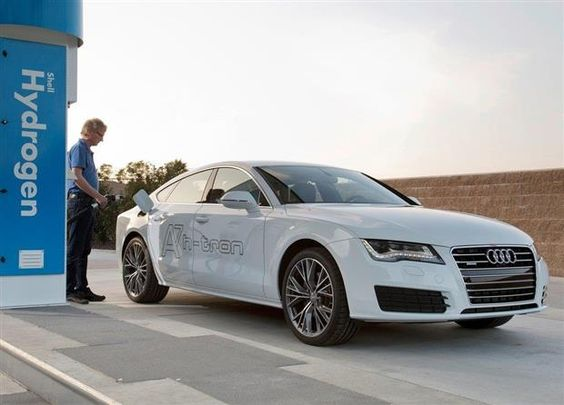 Audi A7 h-tron : l'hydrogène à transmission intégrale