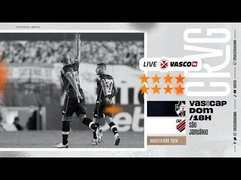 Ao Vivo Vasco X Athletico Pr Brasileirao 2020 Youtube Youtube Viver Sozinho Futebol
