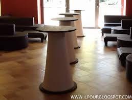 Risultati immagini per tavoli alti bar legno