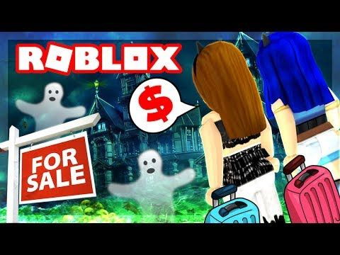 Roblox Family Buying Our First Home And It S Haunted Roblox