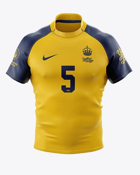 Download Jersey Mockup Download In 2020 Clothing Mockup Rugby Jersey Shirt Mockup
