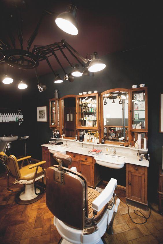 David Fechner – Barber Shop (Munich)