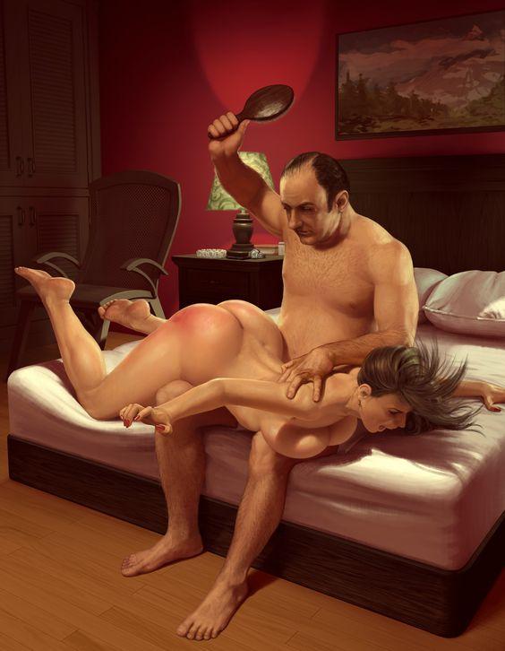 OTK spanking | Tumblr