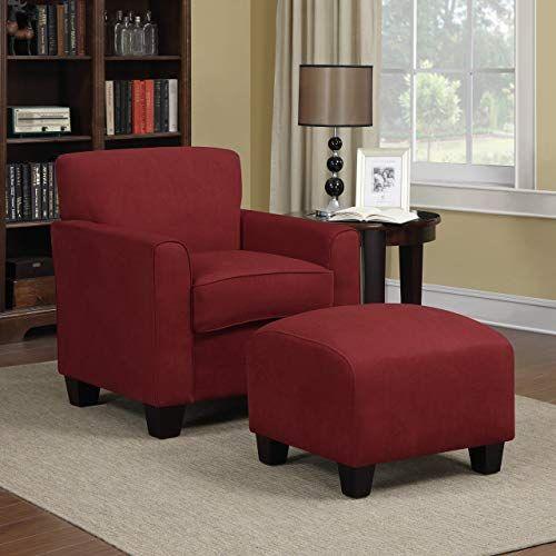 Best Seller Domesis Littleton Microfiber Living Room Chair