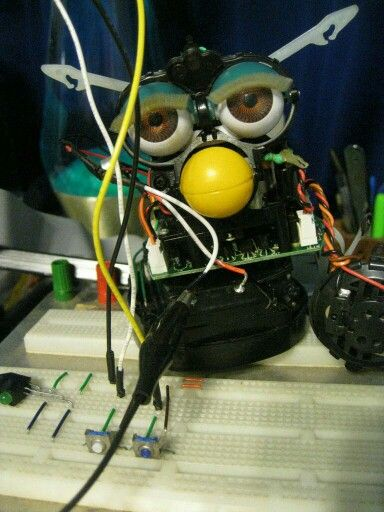 Control Furby with arduino