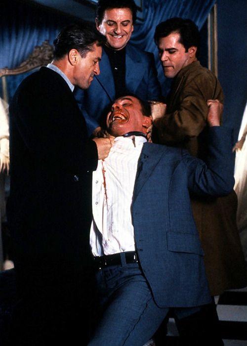 Uno De Los Nuestros 1990 Goodfellas Goodfellas 1990 Best Cinematography