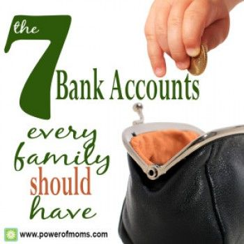 The 7 Bank accounts every family should have, from funcheaporfree.com
