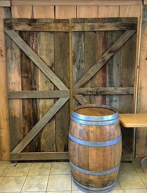Rustic Barn Doors Wedding Backdrop Door Backdrops Rustic Barn