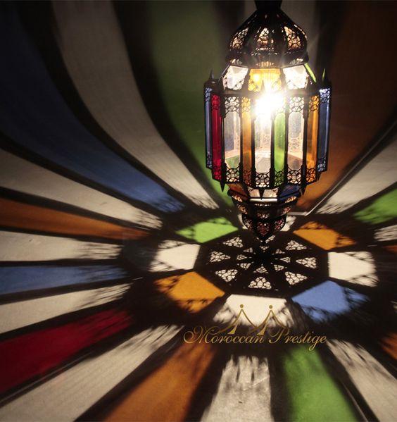 moroccan arabesque ceiling lamp | ceiling lamps | pinterest ... - Larabesque Lampade