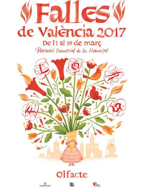 Cartel Fallas 2017: