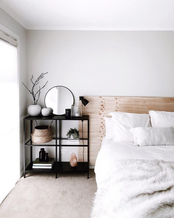 7 Ways To Nail Modern Chic In Your Bedroom Minimal Bedroom