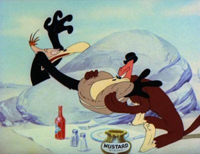 What's Buzzin' Buzzard | Tex Avery