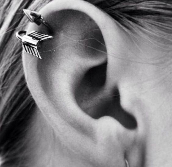 Spiral Cartilage Earring