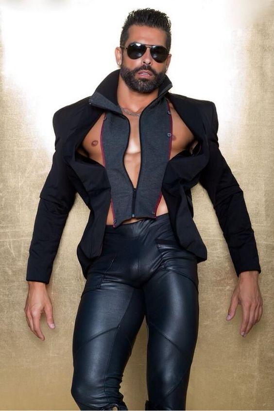 from Emilio gay leathermen in germeny