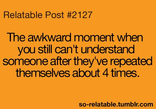 yes! -_- that happens to me all the time.