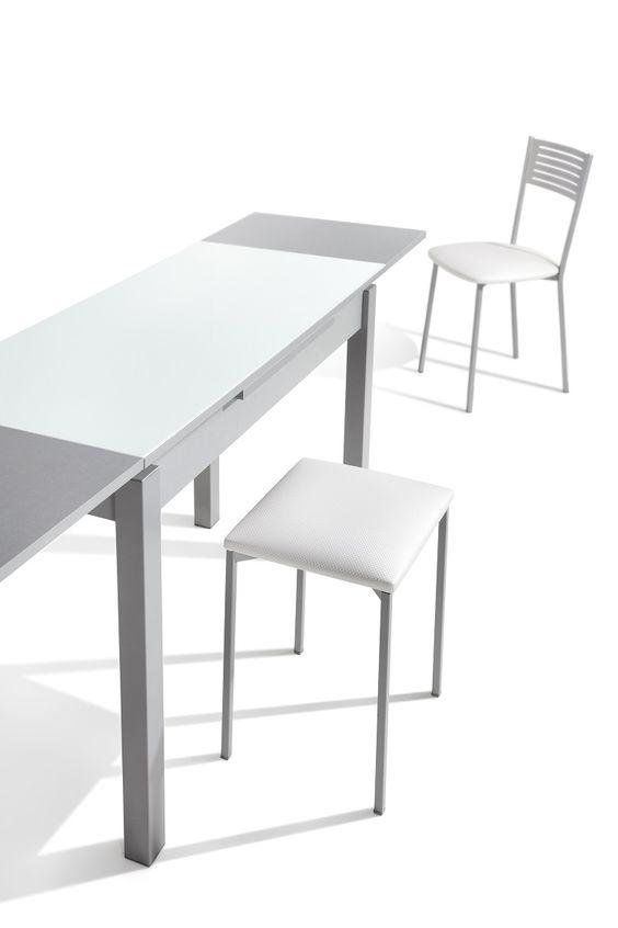 Conjunto Mesa + 2 sillas de cocina Malta