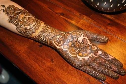 Indian Mehndi Designs 2013