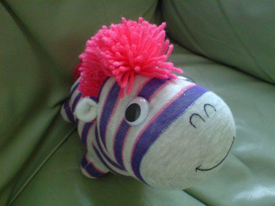 Sock Horse1 by JIAMINLIM on DeviantArt