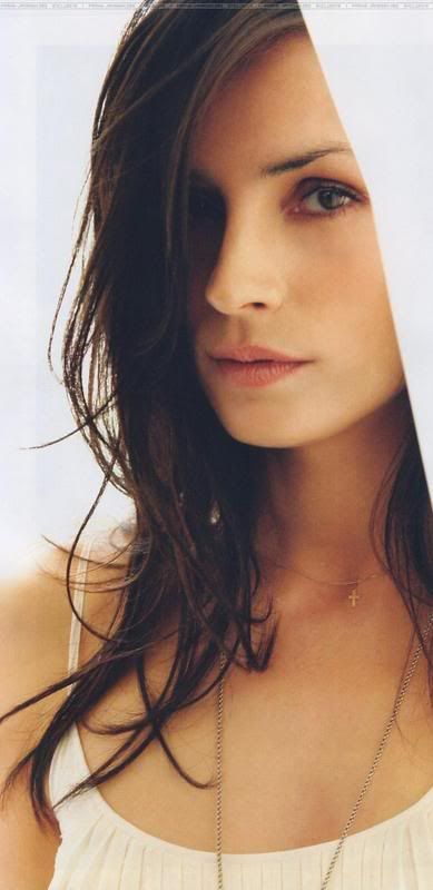 I may not be able to pronounce your name, but that doesn't take away from your versatile acting! Famke Janssen