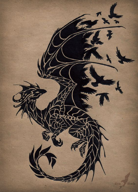 game of thrones raven banner
