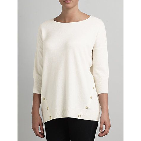 Buy Somerset by Alice Temperley Military Edge Jumper Online at johnlewis.com