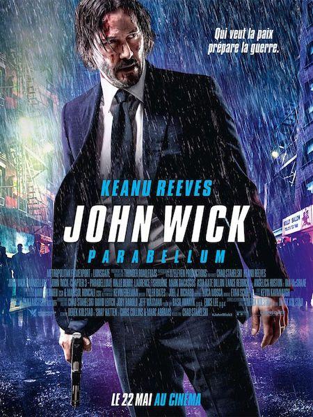 John Wick Parabellum De Chad Stahelski Critique Cinechronicle John Wick Films Complets Film Gratuit