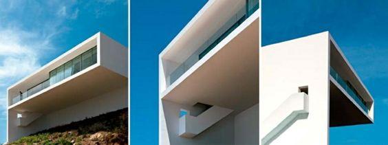 moderne architektur häuser inspiration in bildern