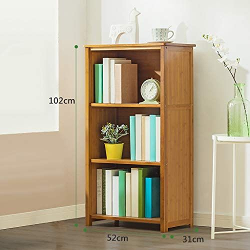 Xf Hong Tai Yang Bookcase Solid Wood Bookcase Simple Floor