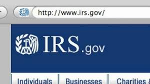 This site is a government website.  I know this because it ends in .gov.  It's also telling you about the IRS.
