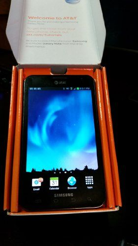 Samsung Galaxy Note SGH-i717 Smartphone (Unlocked) - Carbon Blue, US 4G LTE Review - http://www.thefullreview.com/samsung-galaxy-note-sgh-i717-smartphone-unlocked-carbon-blue-us-4g-lte-review/
