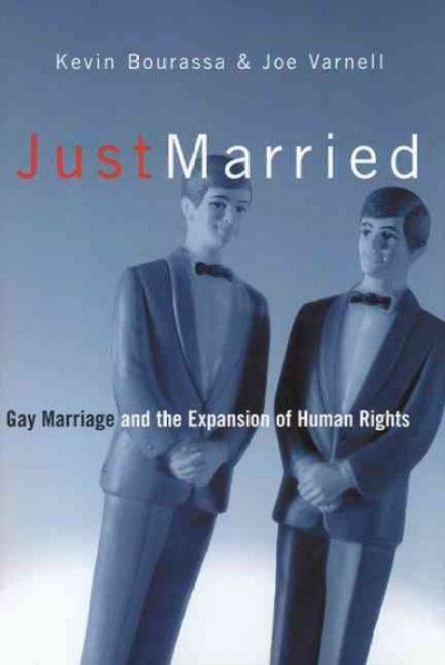 Just Married : Gay Marriage and the Expansion of Human Rights  http://library.sjeccd.edu/record=b1136555~S3