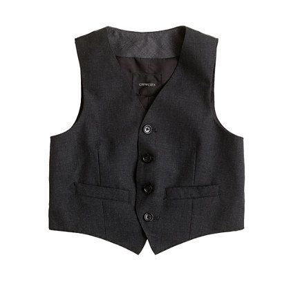 Boys' Ludlow vest