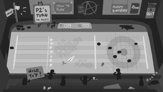 The story of the development of Cuckoo curling - made with Unity
