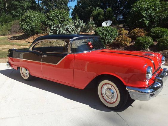 1955 Pontiac Chieftain 2 Dr. HT for sale #1875688 | Hemmings Motor News