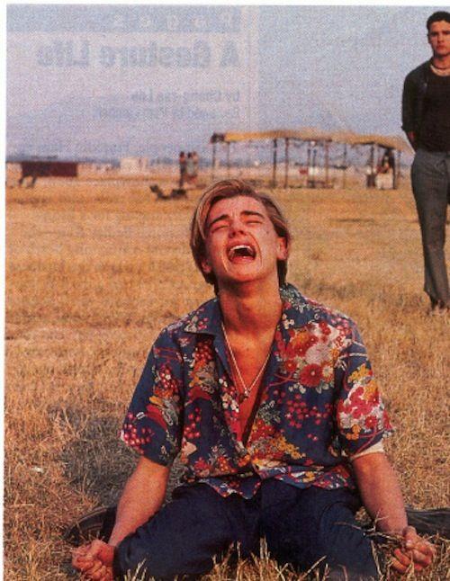 Leonardo DiCaprio in Romeo + Juliet, 1996, best remake ever
